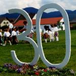 30. évforduló