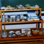 kiállítási anyagok