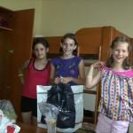 nyári táborozás