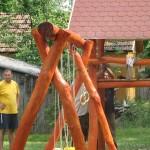 játszótér építése