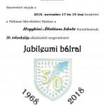 jubileumi bál